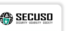 Logo Forschungsgruppe Security • Usability • Society (SECUSO)